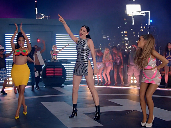 Jessie J main Ariana Grande Nicki Minaj Bang Bang Music Video.jpg