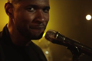 "Usher Hits The Club Without Nicki Minaj In Their ""She Came To Give It To You"" Video: Watch"