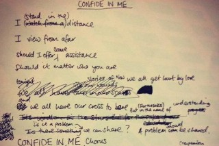 "Kylie Minogue's ""Confide In Me"" Is 20: See Steve Anderson's Tweets About The Recording Process"