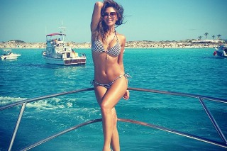 Nicole Scherzinger Spent Her Labor Day On A Yacht: See The Sexy Bikini Pics