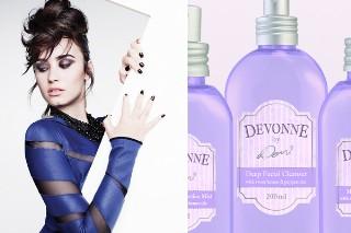 Demi Lovato To Launch Skincare Line In December: 'Devonne By Demi'