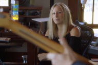 Barbra Streisand Is Hypnotized By John Mayer's Sexy Guitar Strumming In 'Partners' Album Trailer: Watch