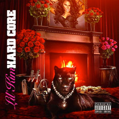 Lil Kim Hard Core mixtape cover artwork