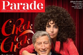 Lady Gaga Says Tony Bennett Saved Her Life & Helped Her Come To Terms With 'ARTPOP' Flopping