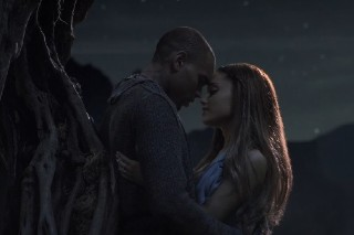 "Chris Brown And Ariana Grande's ""Don't Be Gone Too Long"" Surfaces: Watch"