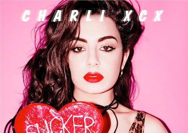 Charli XCX Sucker new final album cover