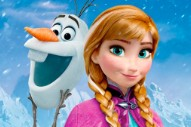 The Thaw Has Arrived: 'Frozen' Finally Drops Out Of The Album Chart's Top 10