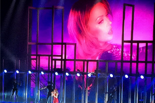 Kylie Minogue's 'Kiss Me Once Tour', A Glittering And Nostalgic Celebration: Concert Review