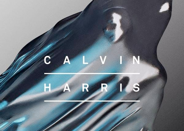 Calvin Harris Motion Album Cover