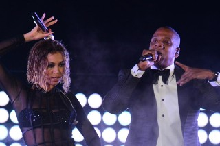 Beyonce And Jay Z Are Allegedly Working On A Joint Album