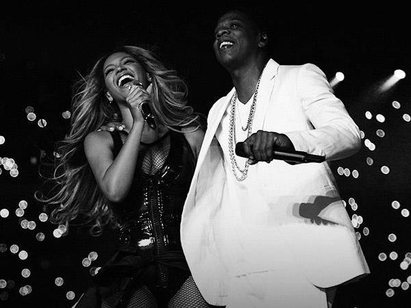 on the run jay z beyonce song