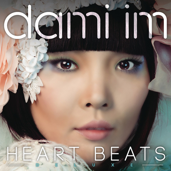 Dami Im Unveils Her Gorgeous '<b>Heart Beats</b>' Album Cover: See The Full ... - dami-im-heart-beats