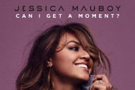 "Jessica Mauboy Worked With Babyface On New Single ""Can I Get A Moment?"": See The Cute Cover"