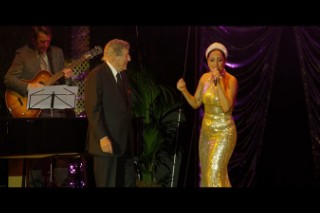 "Lady Gaga And Tony Bennett Do ""Anything Goes"" Live: Watch"