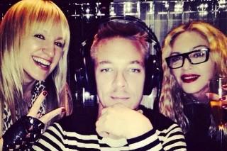 "Diplo Remixes Madonna's ""Bitch I'm Madonna (feat. Nicki Minaj)"" On BBC Radio 1's 'Diplo and Friends': Listen"