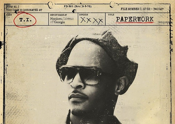 T.I.'s 'Paperwork: The Motion Picture': See The Tracklist Featuring Pharrell, Usher, Chris Brown And More
