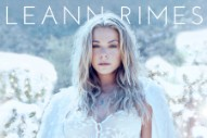 "LeAnn Rimes Covers ""Silent Night"", Offers Up 'One Christmas: Chapter 1′ Tracklisting: Idolator Premiere"