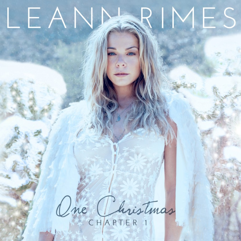 """LeAnn Rimes Covers """"Silent Night"""", Offers Up 'One Christmas: Chapter 1' Tracklisting: Idolator ..."""