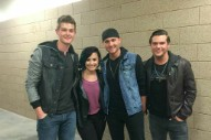 Restless Road's Tour Diary With Demi Lovato And Christina Perri (10 Photos): Idolator Premiere