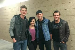 Restless Road's Tour Diary With Demi Lovato And Christina Perri (10 Photos): Idolator Premiere