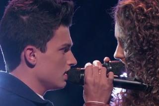 """'The Voice': Alessandra Castronovo And Joe Kirk Do Battle With Rihanna's """"Stay"""""""