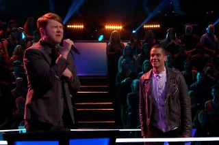 """'The Voice': Griffin & Luke Wade Kill Paul McCartney's """"Maybe I'm Amazed"""" In The Battle Rounds"""