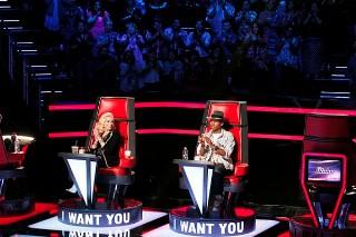 'The Voice': Gwen Stefani, Pharrell Williams, Adam Levine & Blake Shelton Complete Their Teams