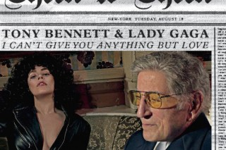 "Giorgio Moroder's Remix Of Tony Bennett & Lady Gaga's ""I Can't Give You Anything But Love"": Idolator Premiere"
