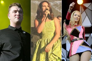 Sam Smith, Lana Del Rey & Iggy Azalea Perform At Austin City Limits 2014: Watch