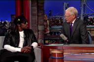Andre 3000 Talks New 'Jimi' Movie On 'David Letterman': Watch