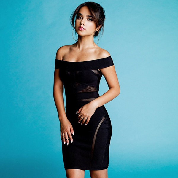 Becky G Becky From The Block Outfits Becky G Slows It Down ...