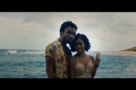"Childish Gambino (Almost) Finds Paradise With Jhene Aiko In ""Telegraph Ave ('Oakland' By Lloyd)"" Video: Watch"