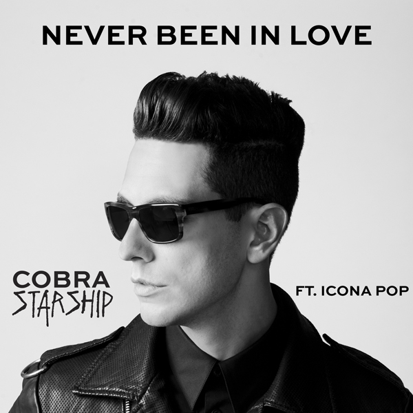 "Never Been in Love Cobra Starship Cobra Starship's ""never Been"