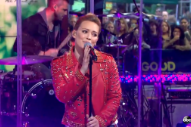 "Hilary Duff Performs ""All About You"" On 'Good Morning America': Watch"