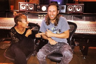 David Guetta Records With Emeli Sande To Wrap Sixth Album