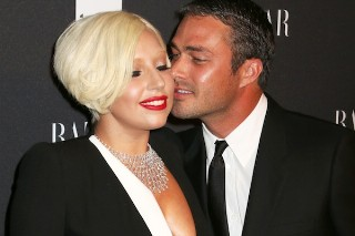 Lady Gaga & Taylor Kinney Reportedly Held A Commitment Ceremony