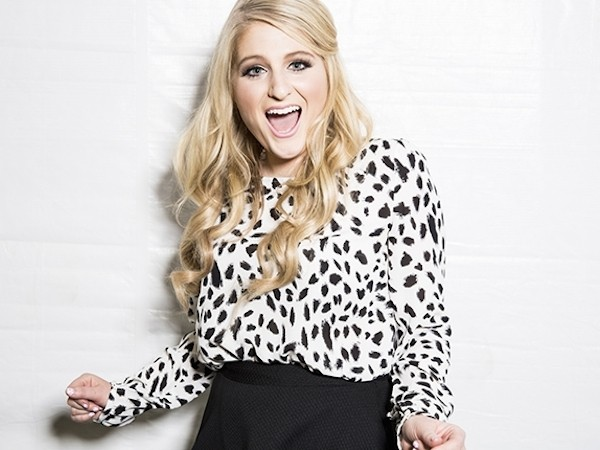 meghan trainor no
