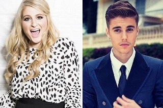 "Justin Bieber Jumps On Maejor Ali's Remix Of Meghan Trainor's ""All About That Bass"": Listen"