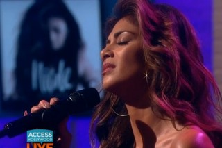"Nicole Scherzinger's New Single ""Run"" Sounds Even Better Live: Watch Her Incredible Performance"