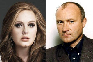 """Phil Collins (Kind Of) Shades Adele About Failed Collaboration: """"She's A Slippery Little Fish"""""""
