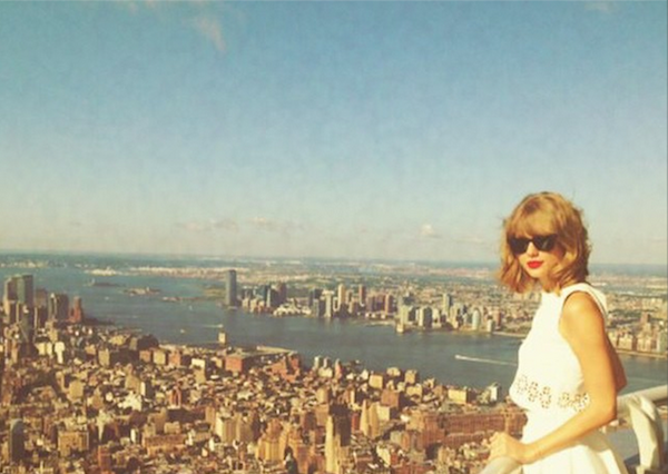 taylor swift - nyc
