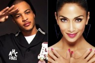 "Nicole Scherzinger Reunites With T.I. On ""Electric Blue"": Listen To The 'Big Fat Lie' Highlight"