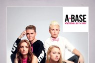 "A*Base's ""Never Gonna Say I'm Sorry"": Listen To A Clip Of The Teenage Ace Of Base Tribute Band's Cover"