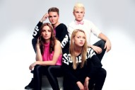 """A*Base's """"Never Gonna Say I'm Sorry"""": Watch The Lyric Video For Their Shiny Ace Of Base Cover"""