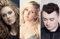"Adele, Ellie Goulding, Sam Smith, One Direction & Others Set To Record Band Aid 30's ""Do They Know It's Christmas"""