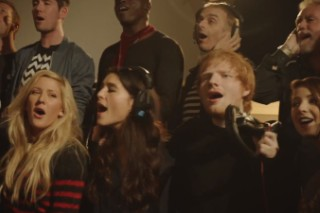 "Band Aid 30's ""Do They Know It's Christmas"" Is Here: Watch The Video, Starring Sam Smith, One Direction, Rita Ora & Others"