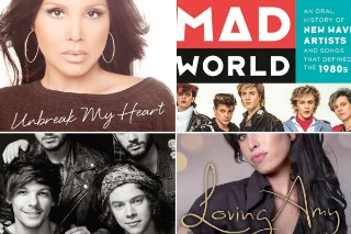 Black Friday Bonanza: 10 Pop Music Books From The Past Year That Serve As Perfect Stocking Stuffers