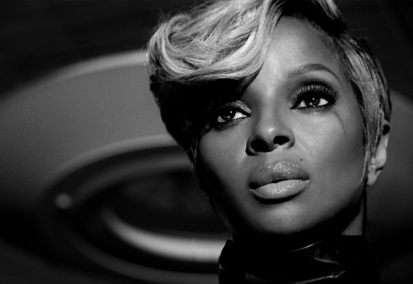 Mary J. Blige promo main The London Sessions promo photo