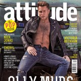 Olly Murs Strips Off For 'Attitude'
