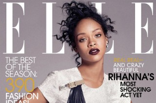 Rihanna Covers 'Elle's December Issue: See All 9 Of The Sexy Photos (Yep, Including The Topless One)